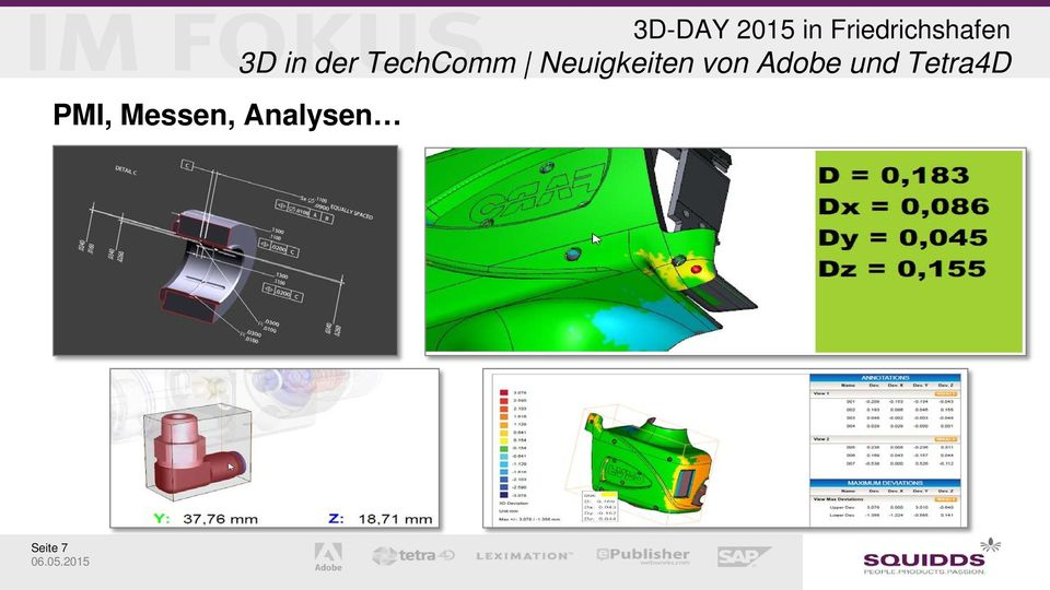 3D-DAY 2015 in