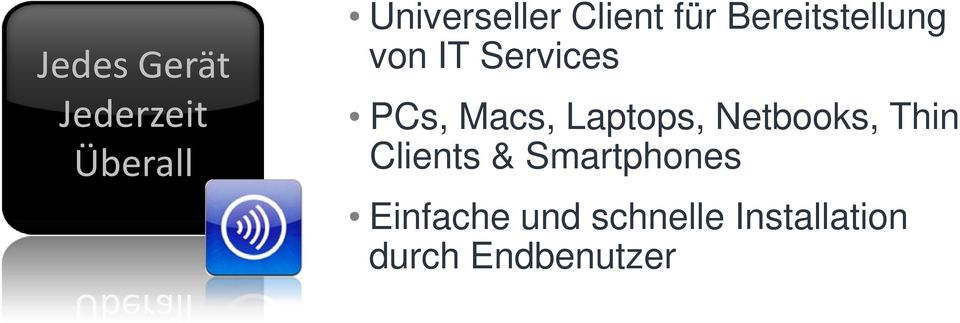 Macs, Laptops, Netbooks, Thin Clients &