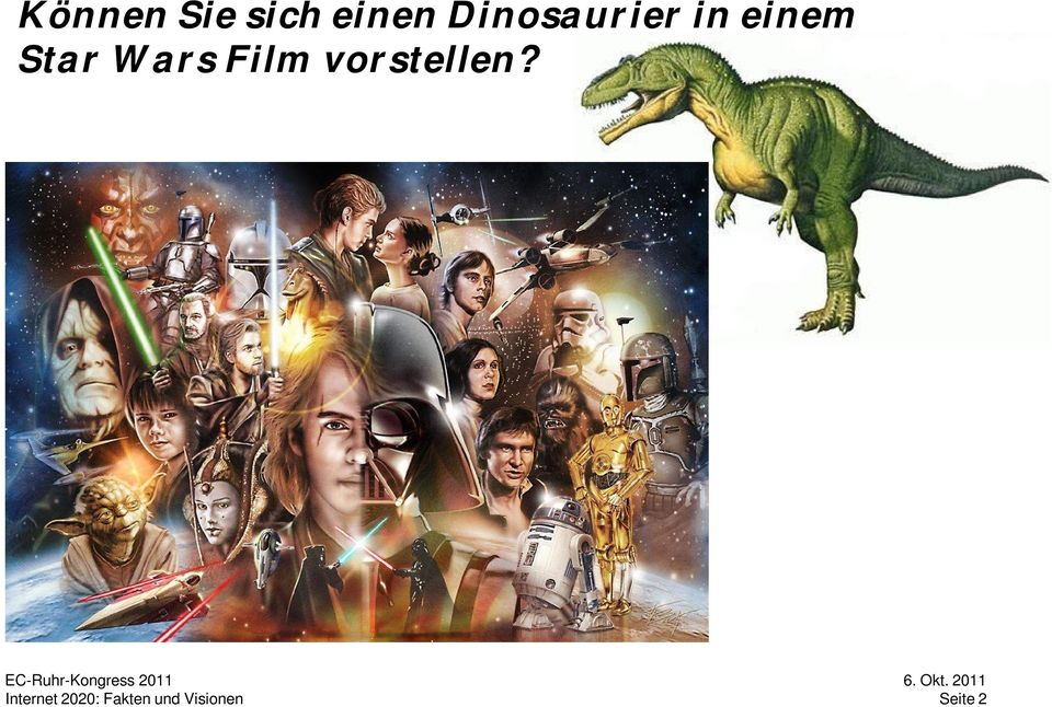 in einem Star Wars