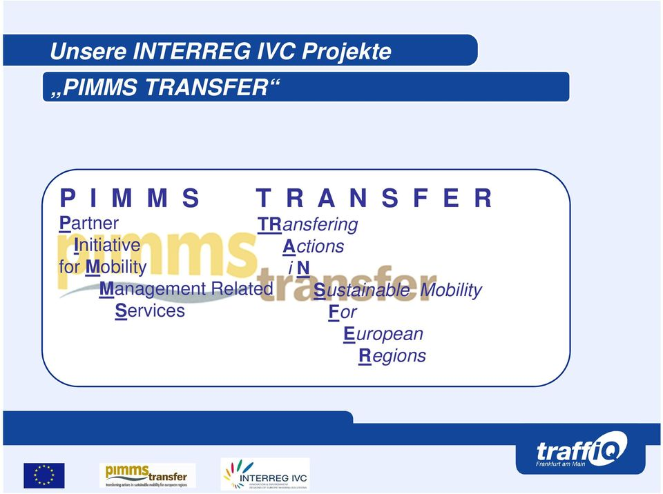 Mobility Management Related Services TRansfering