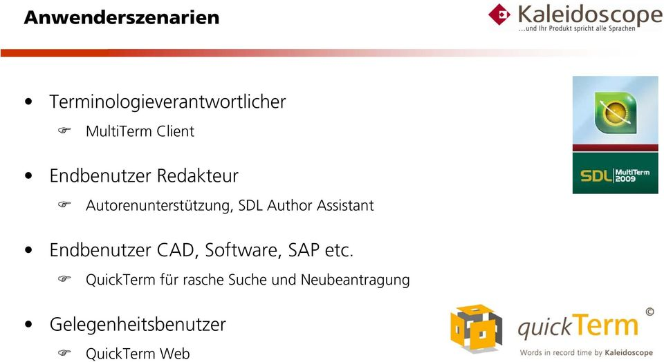 Assistant Endbenutzer CAD, Software, SAP etc.