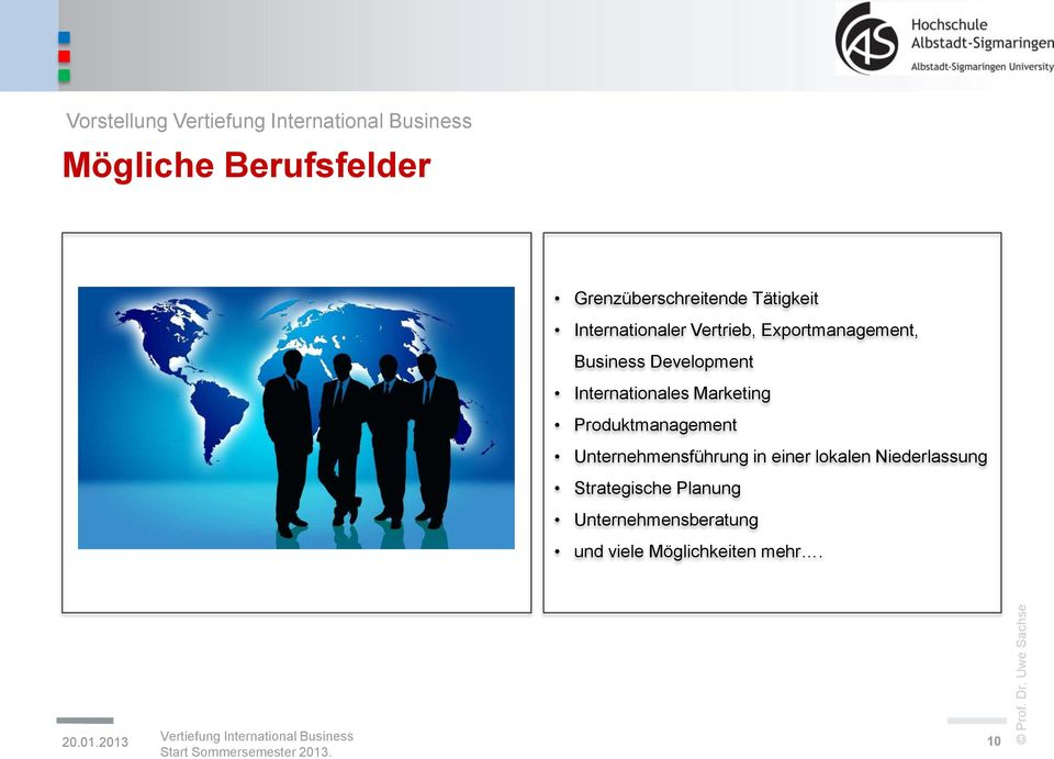 Internationales Marketing Produktmanagement Unternehmensführung in einer