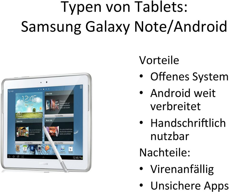 Offenes+System+ Android+weit+ verbreitet+