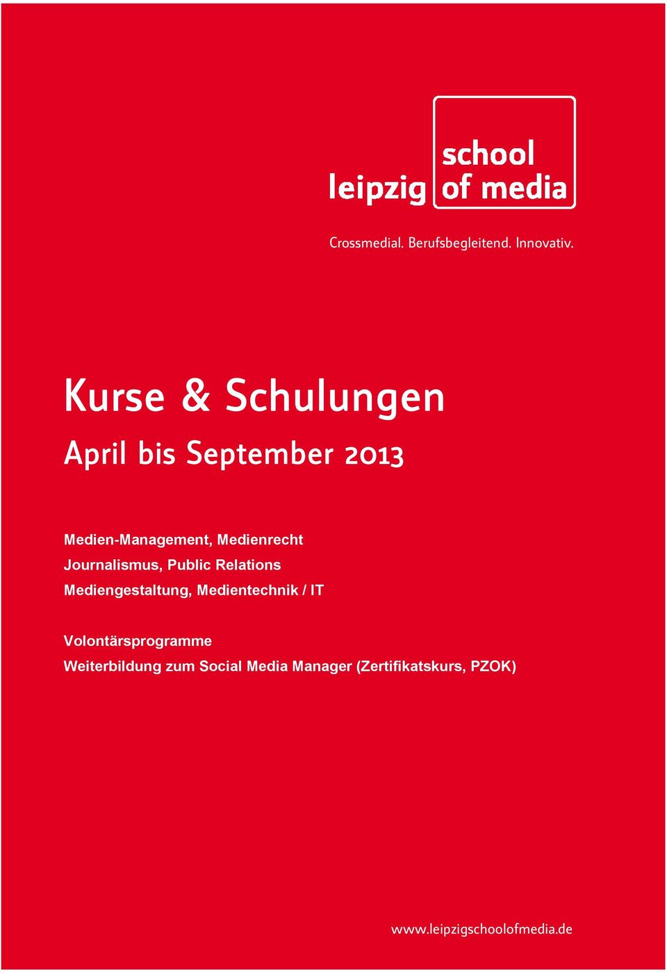Medienrecht Journalismus, Public Relations Mediengestaltung,