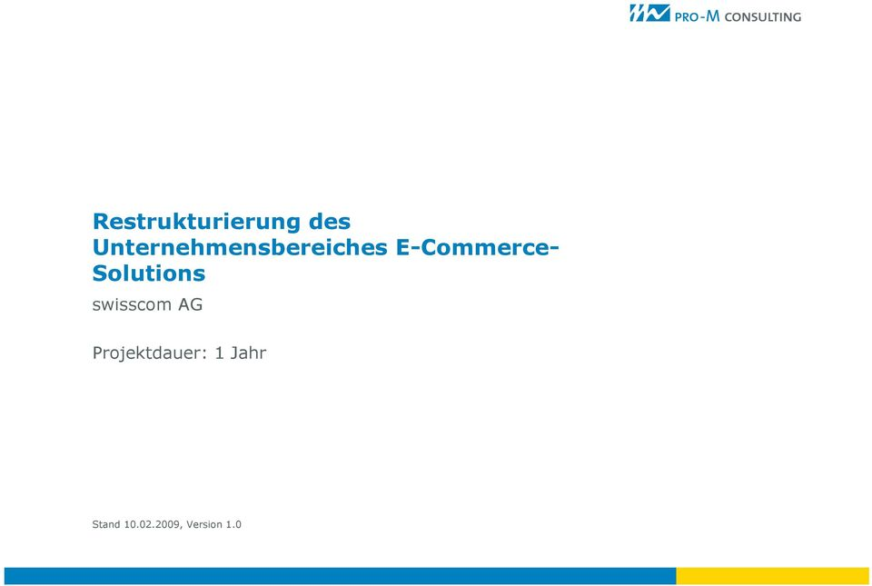 E-Commerce- Solutions swisscom