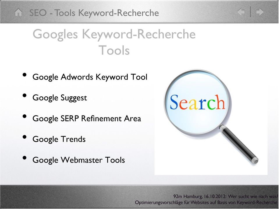Keyword Tool Google Suggest Google SERP