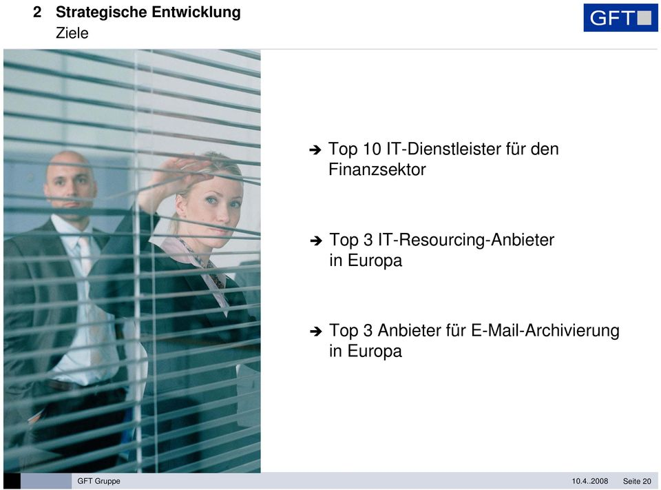 IT-Resourcing-Anbieter in Europa Top 3