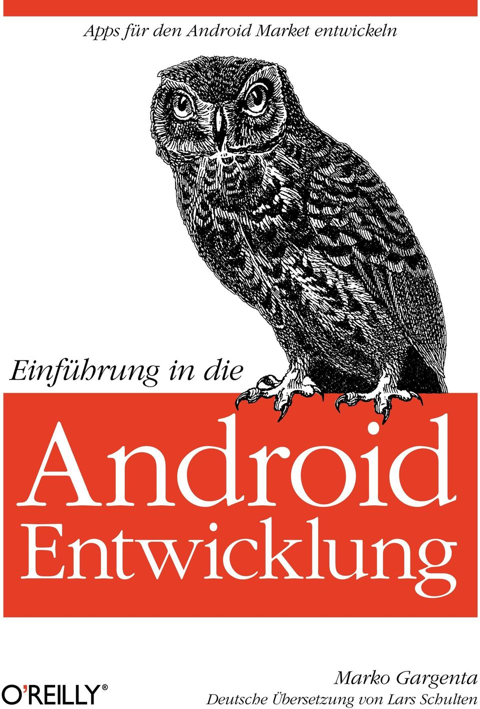 Android Entwicklung O REILLY Marko
