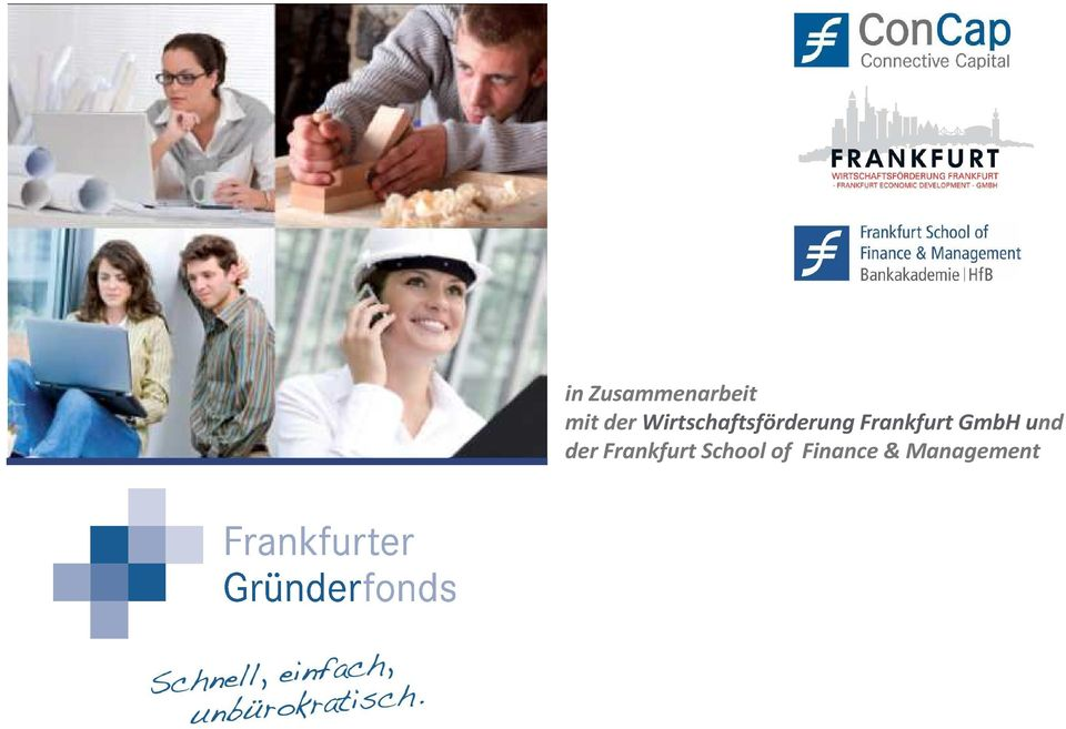 und der Frankfurt School of Finance