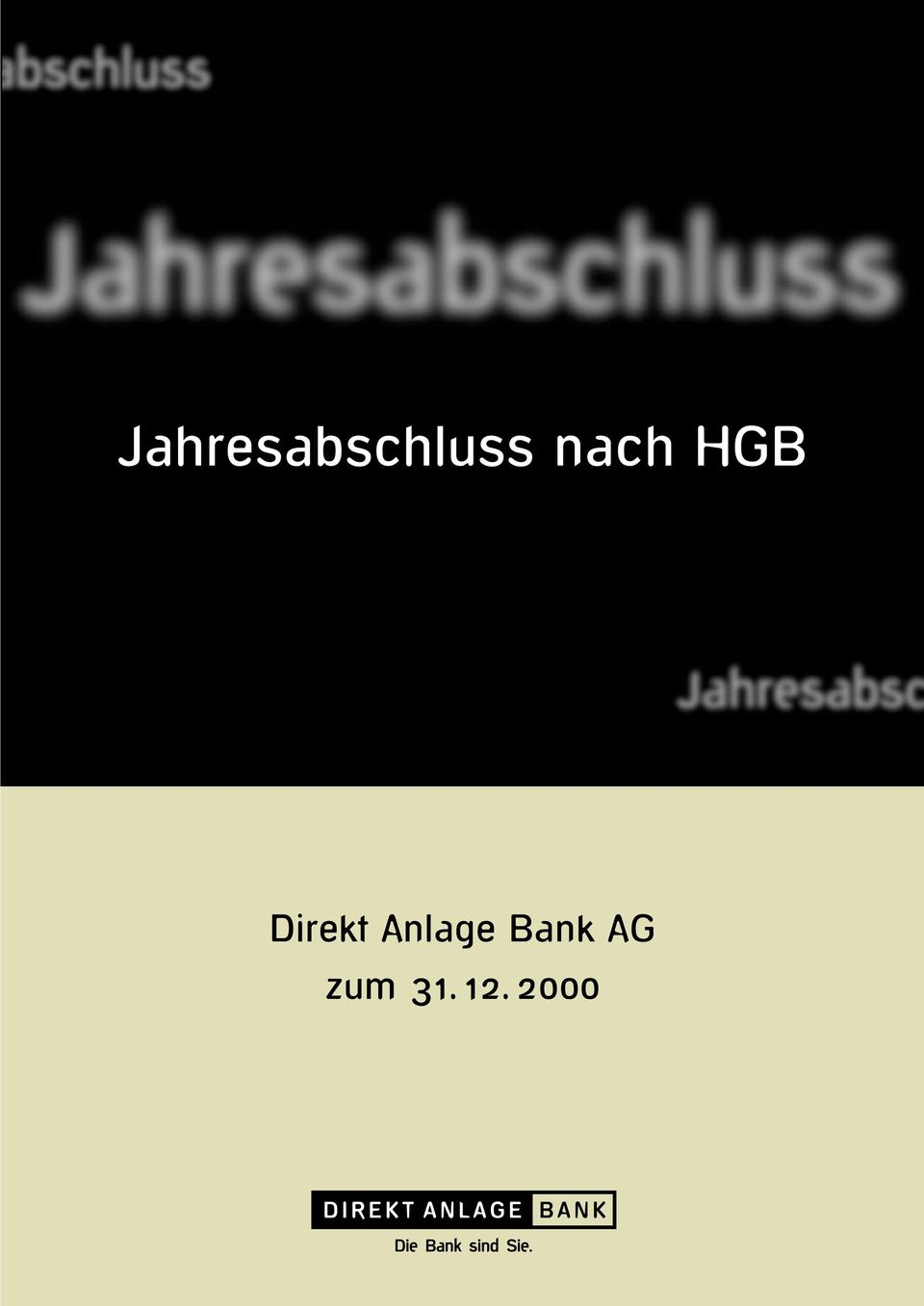 Anlage Bank AG