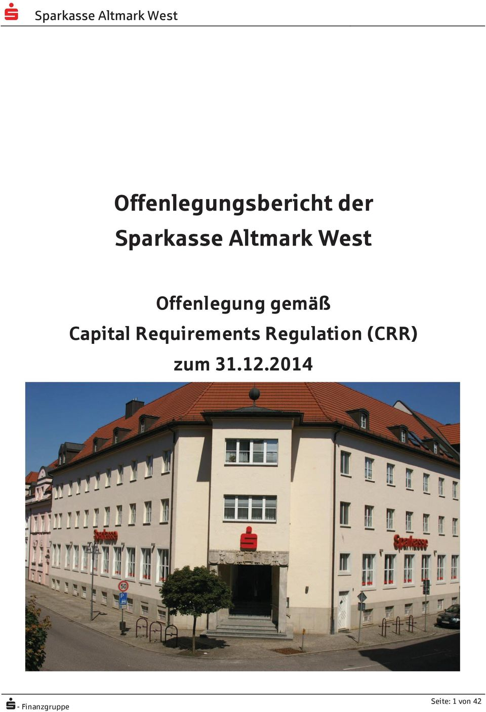 Requirements Regulation