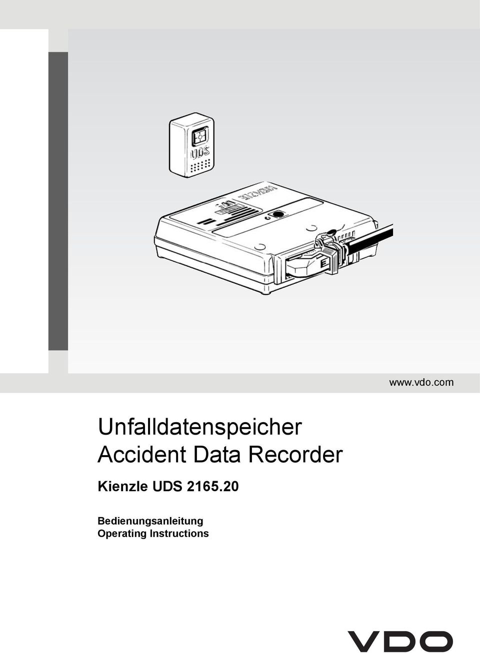Accident Data Recorder