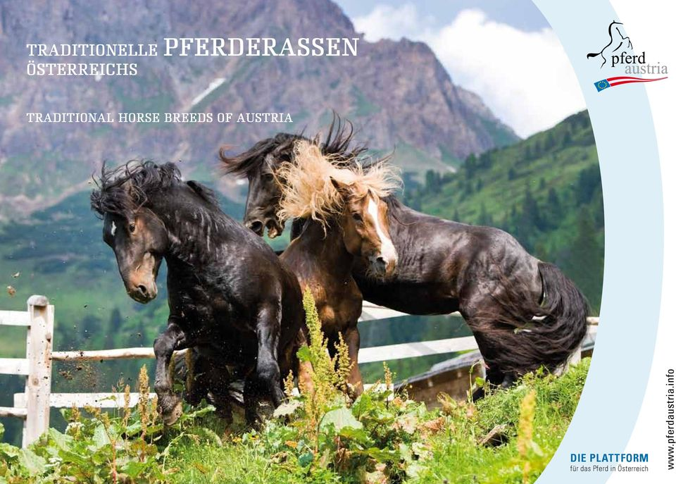 BREEDS OF AUSTRIA 80% Die Plattform