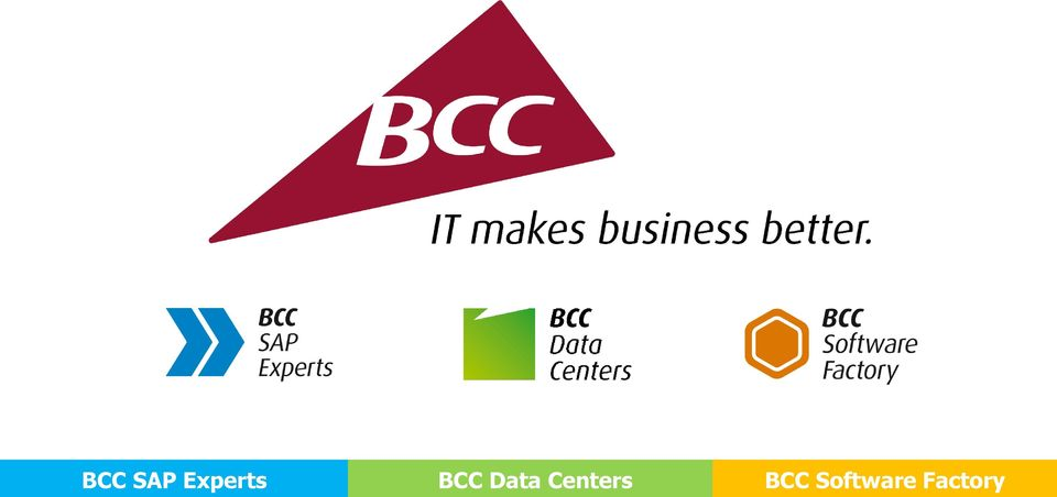 Experts BCC Data