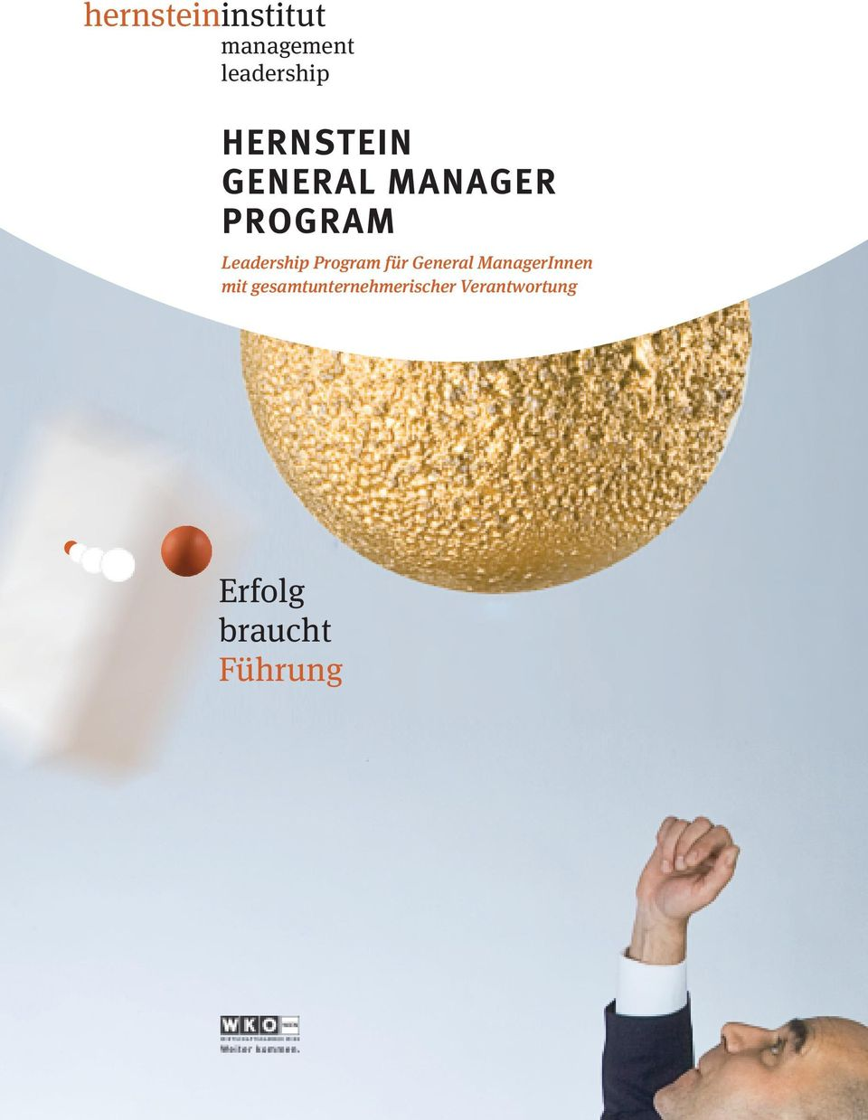 Program für General ManagerInnen mit