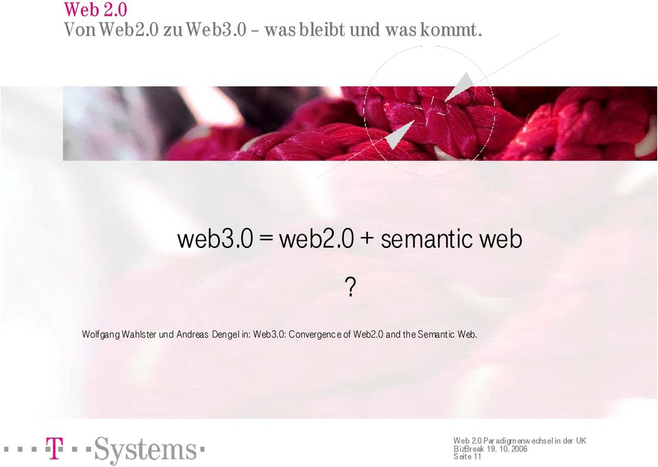 0 + semantic web?