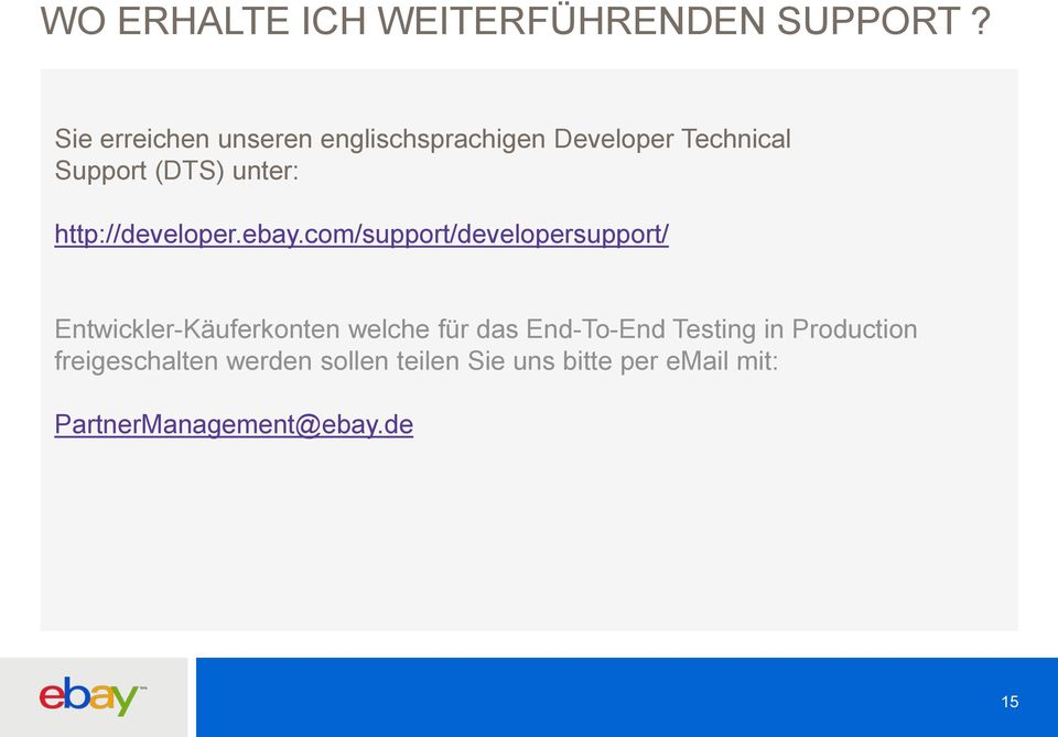 http://developer.ebay.