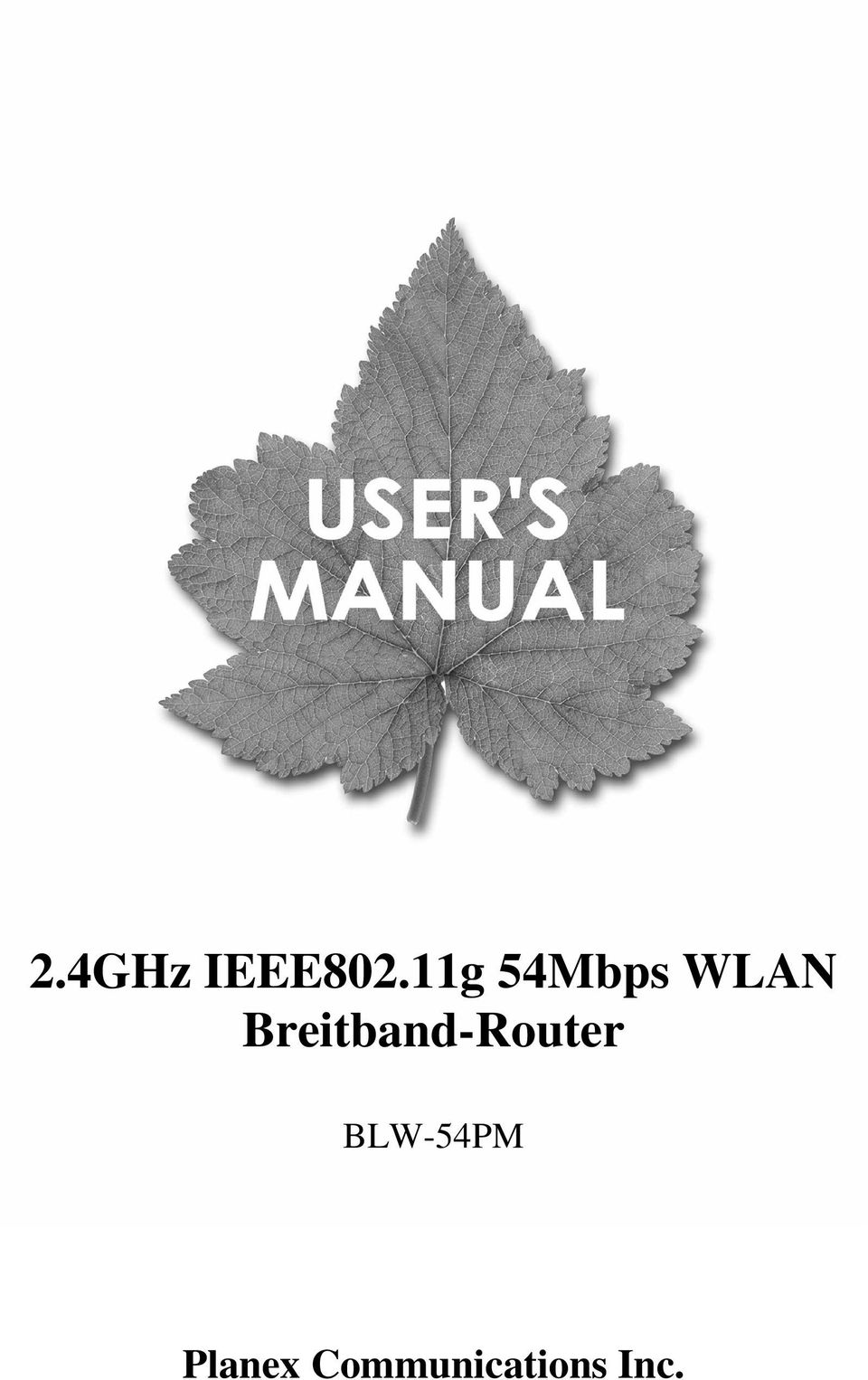 Breitband-Router