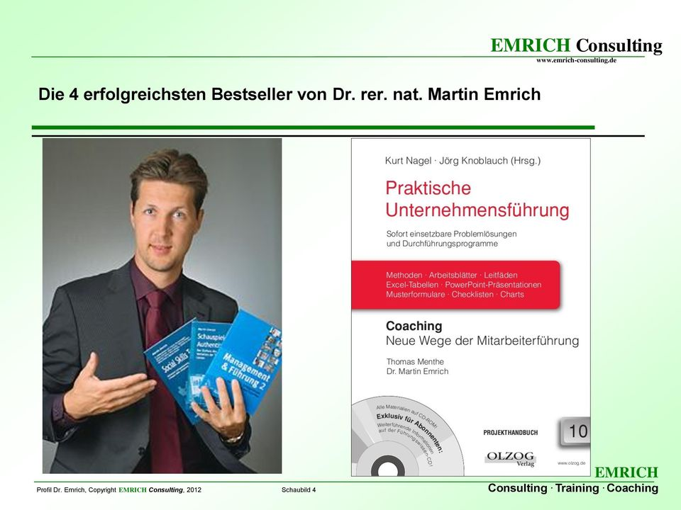 Martin Emrich Consulting Profil
