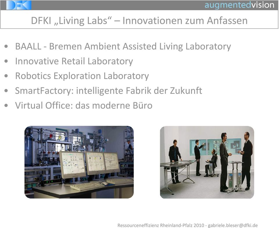 Retail Laboratory Robotics Exploration Laboratory