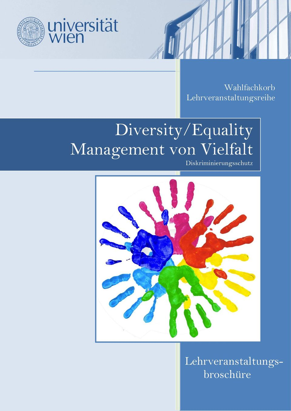 Diversity/Equality Management