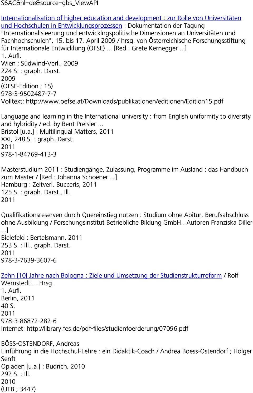 pdf Language and learning in the International university : from English uniformity to diversity and hybridity / ed. by Bent Preisler... Bristol [u.a.] : Multilingual Matters, XXI, 248 S. : graph.