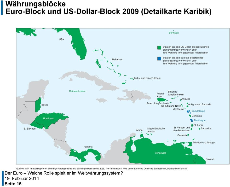 US-Dollar-Block 2009