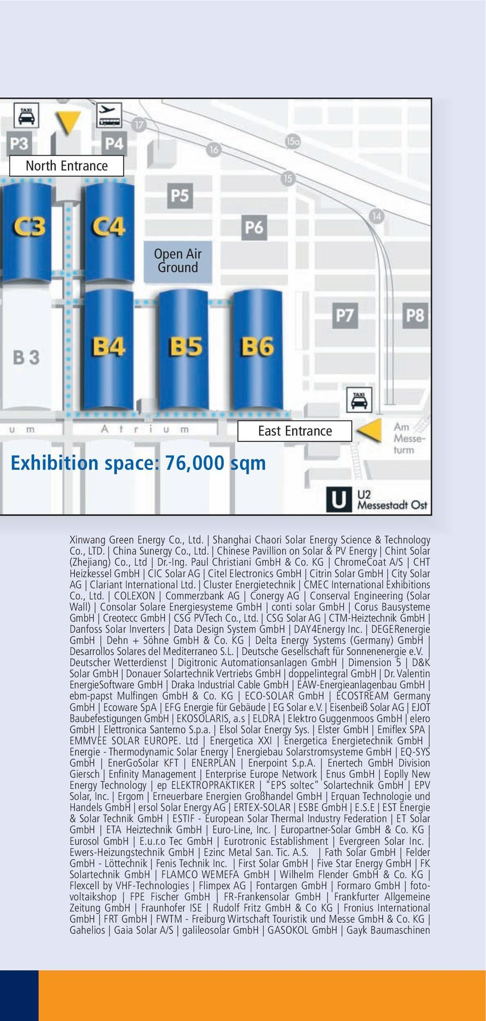 Cluster Energietechnik CMEC International Exhibitions Co., Ltd.