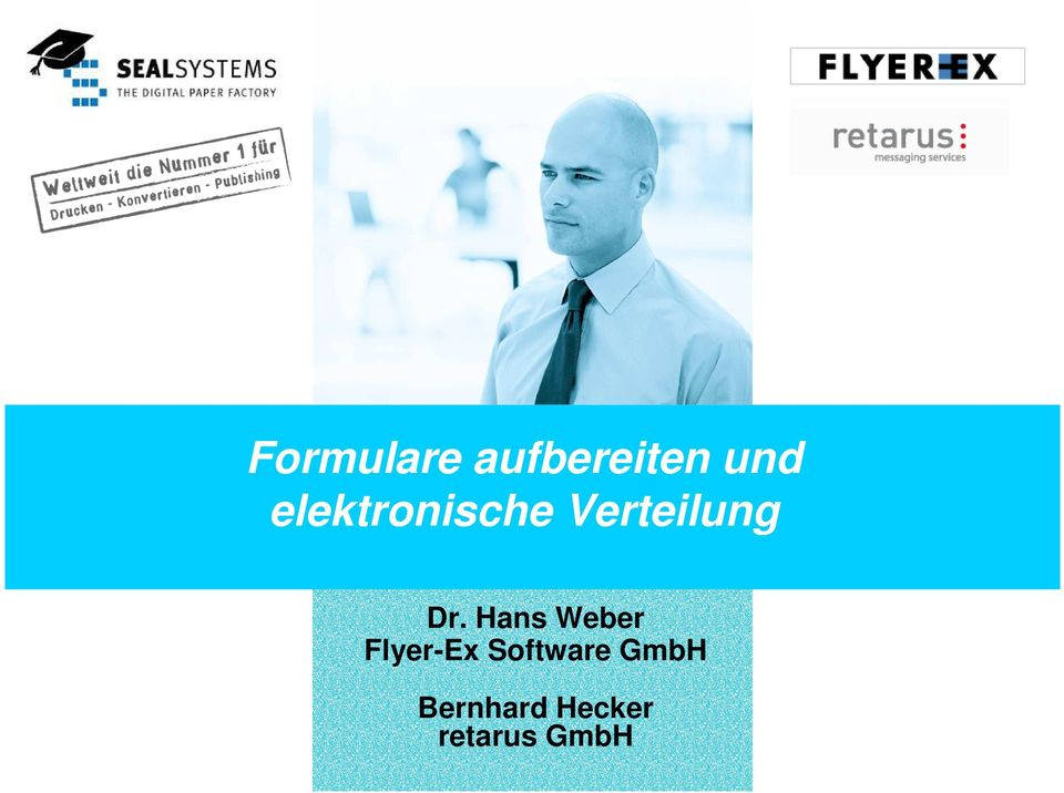 Hans Weber Flyer-Ex Software