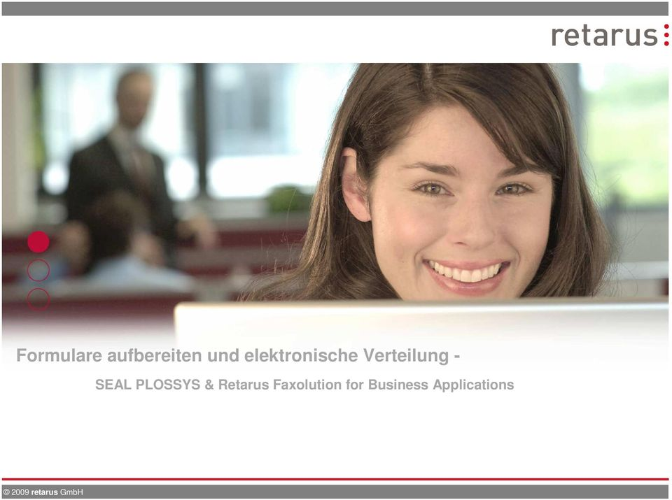 PLOSSYS & Retarus Faxolution for