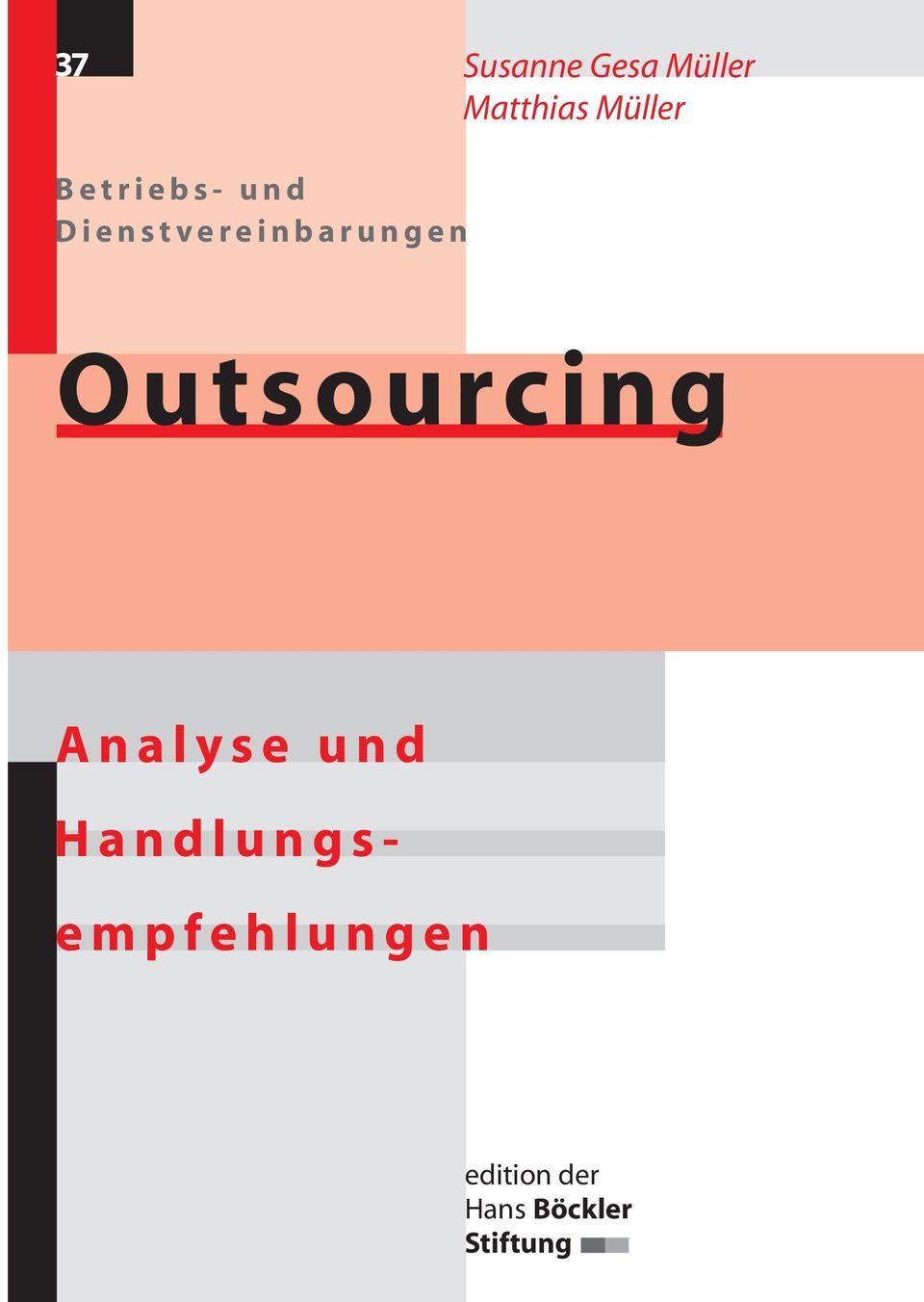 Outsourcing Analyse und