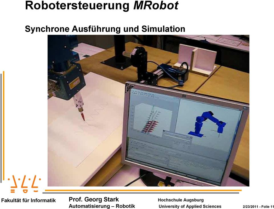 Robotik University of