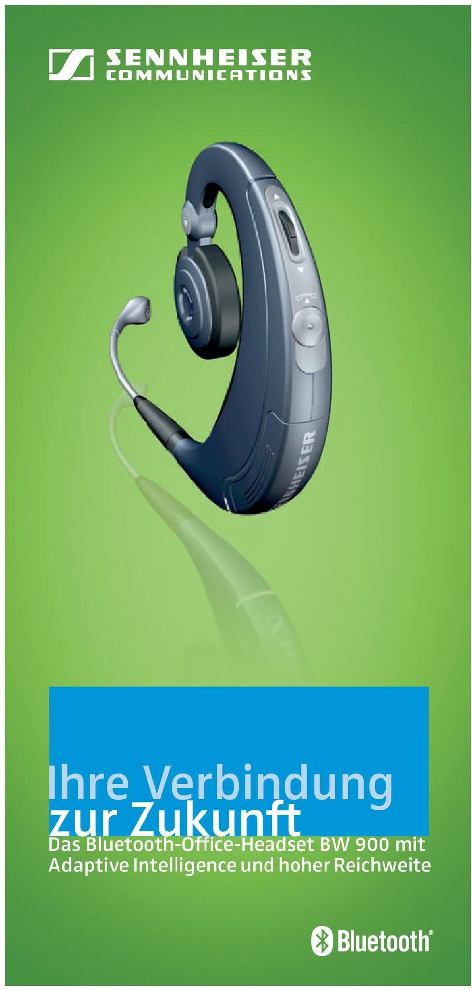 Bluetooth-Office-Headset BW