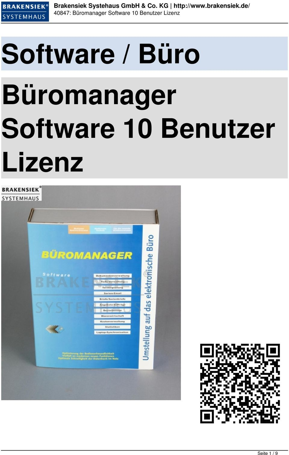 Software 10