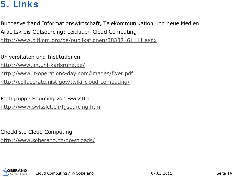 it-operations-day.com/images/flyer.pdf http://collaborate.nist.