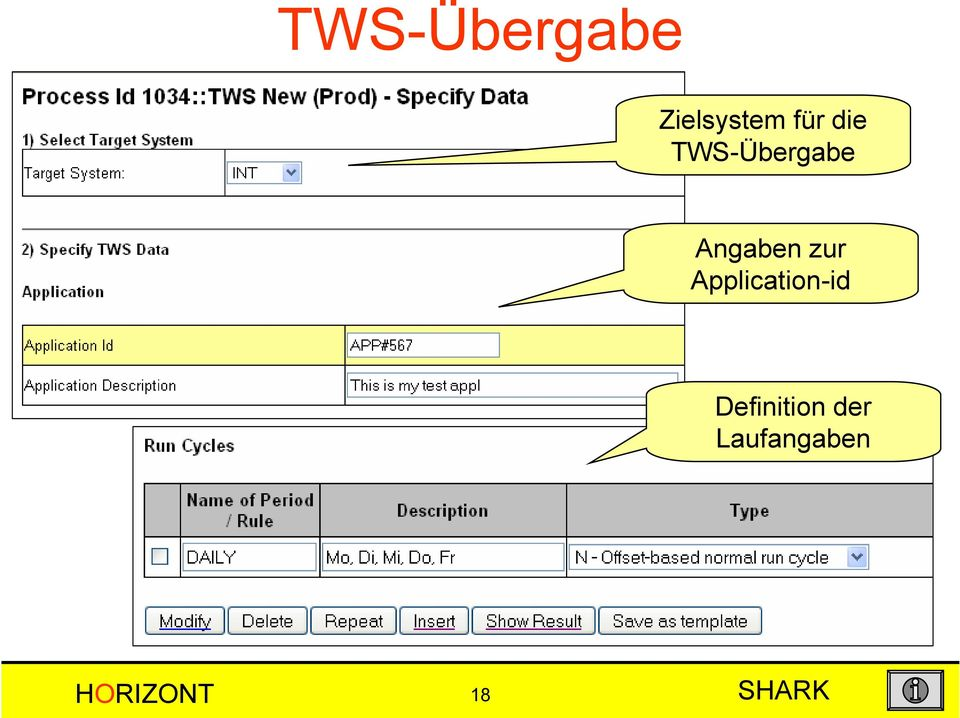 zur Application-id