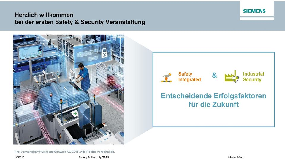 Integrated & Industrial Security