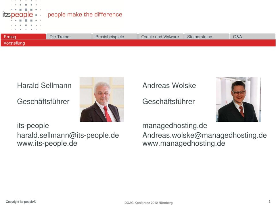 sellmann@its-people.de www.its-people.de managedhosting.