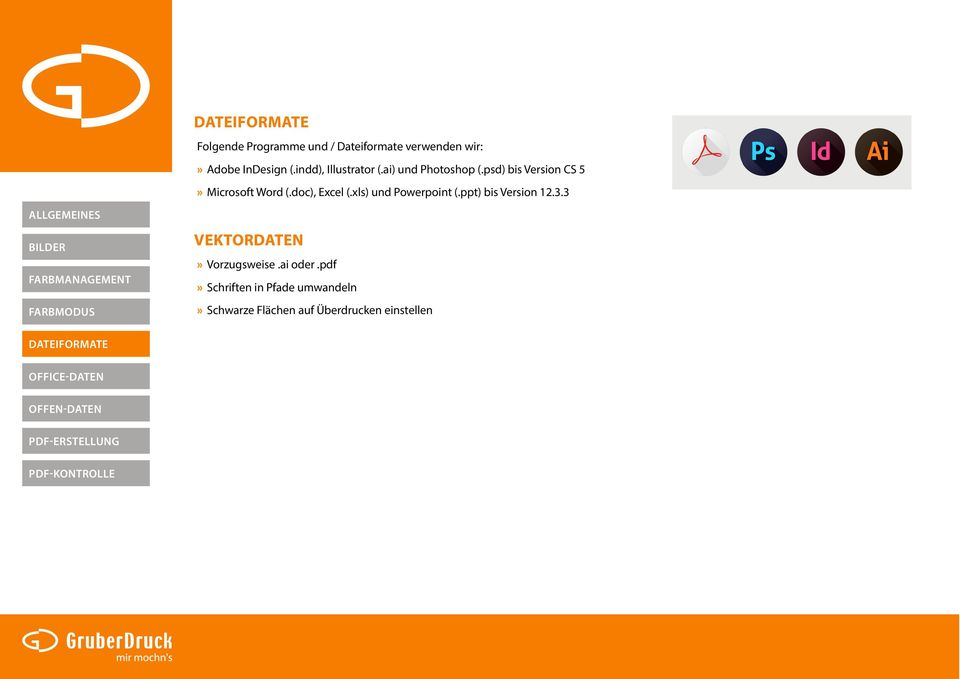 doc), Excel (.xls) und Powerpoint (.ppt) bis Version 12.3.