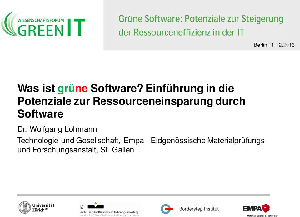 durch Software Dr.