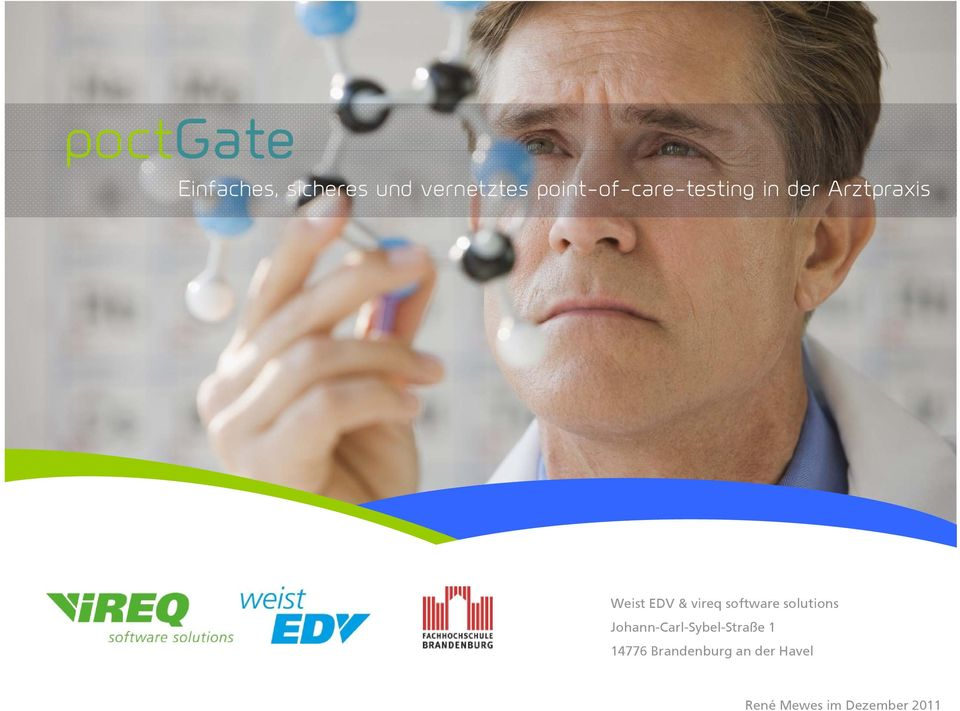 Weist EDV & vireq software solutions