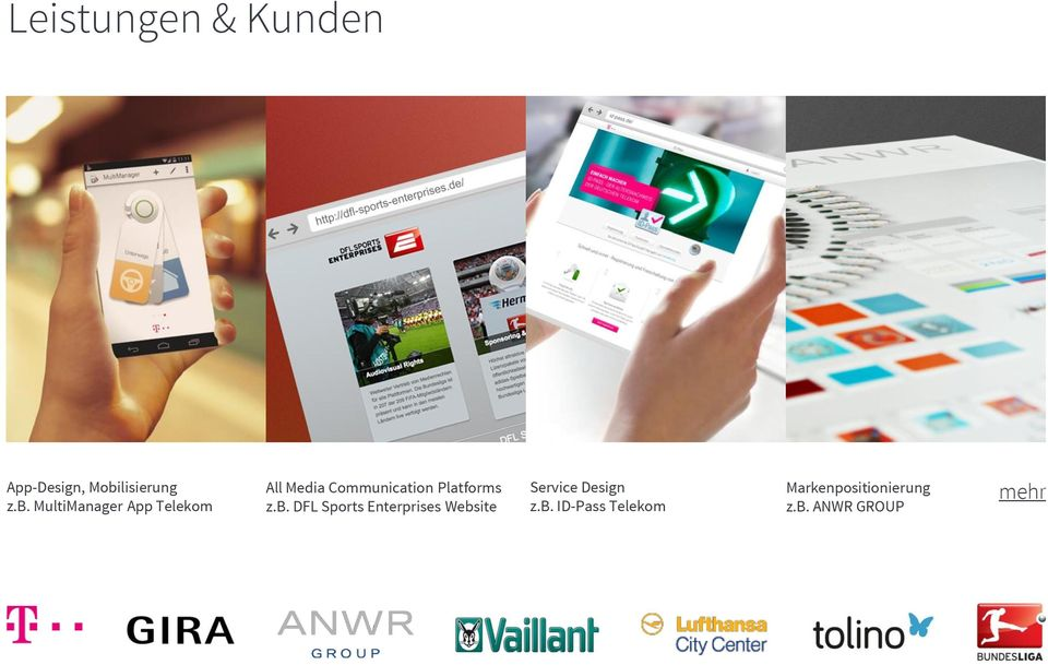 MultiManager App Telekom All Media Communication