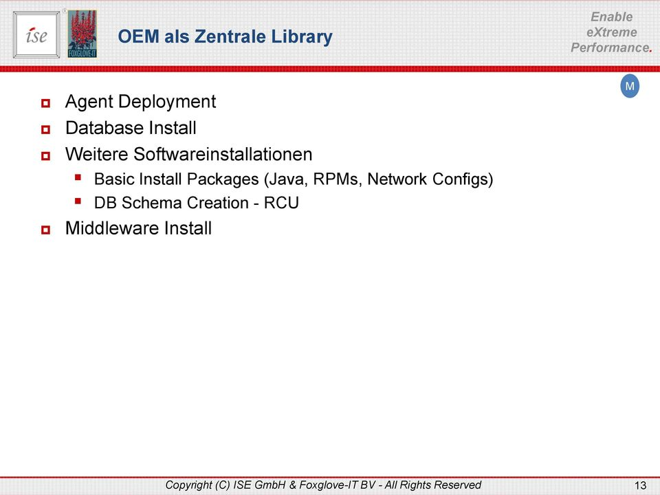Configs) DB Schema Creation - RCU Middleware Install www.