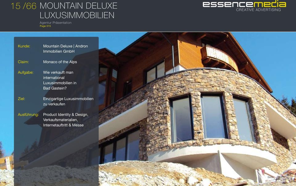man international Luxusimmobilien in Bad Gastein?