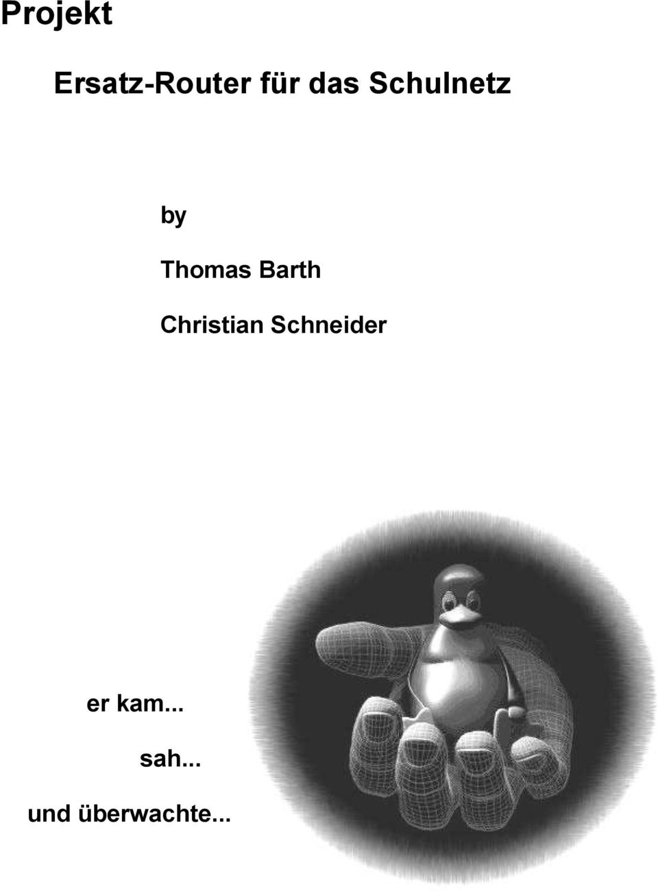 Barth Christian Schneider