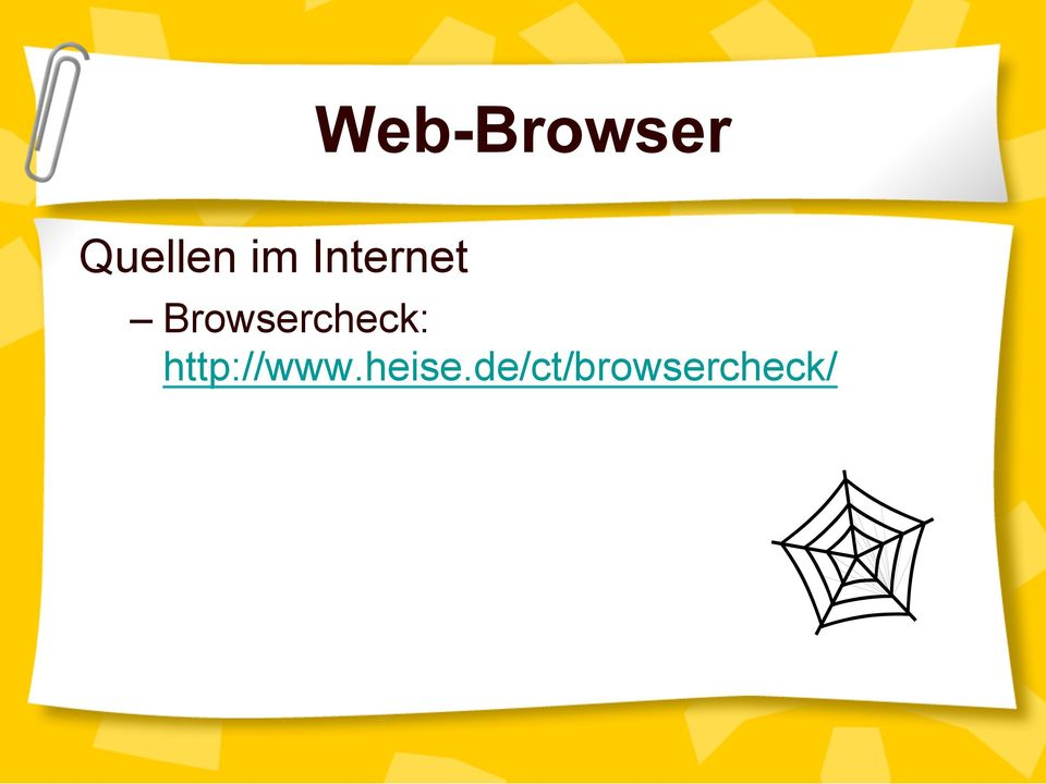 Browsercheck: