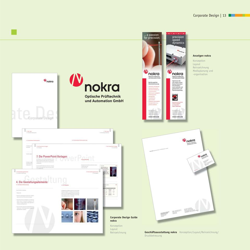 Corporate Design Guide nokra