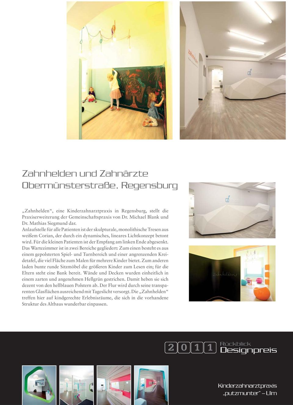 gewinner designpreis deutschlands sch nste zahnarztpraxis pdf. Black Bedroom Furniture Sets. Home Design Ideas