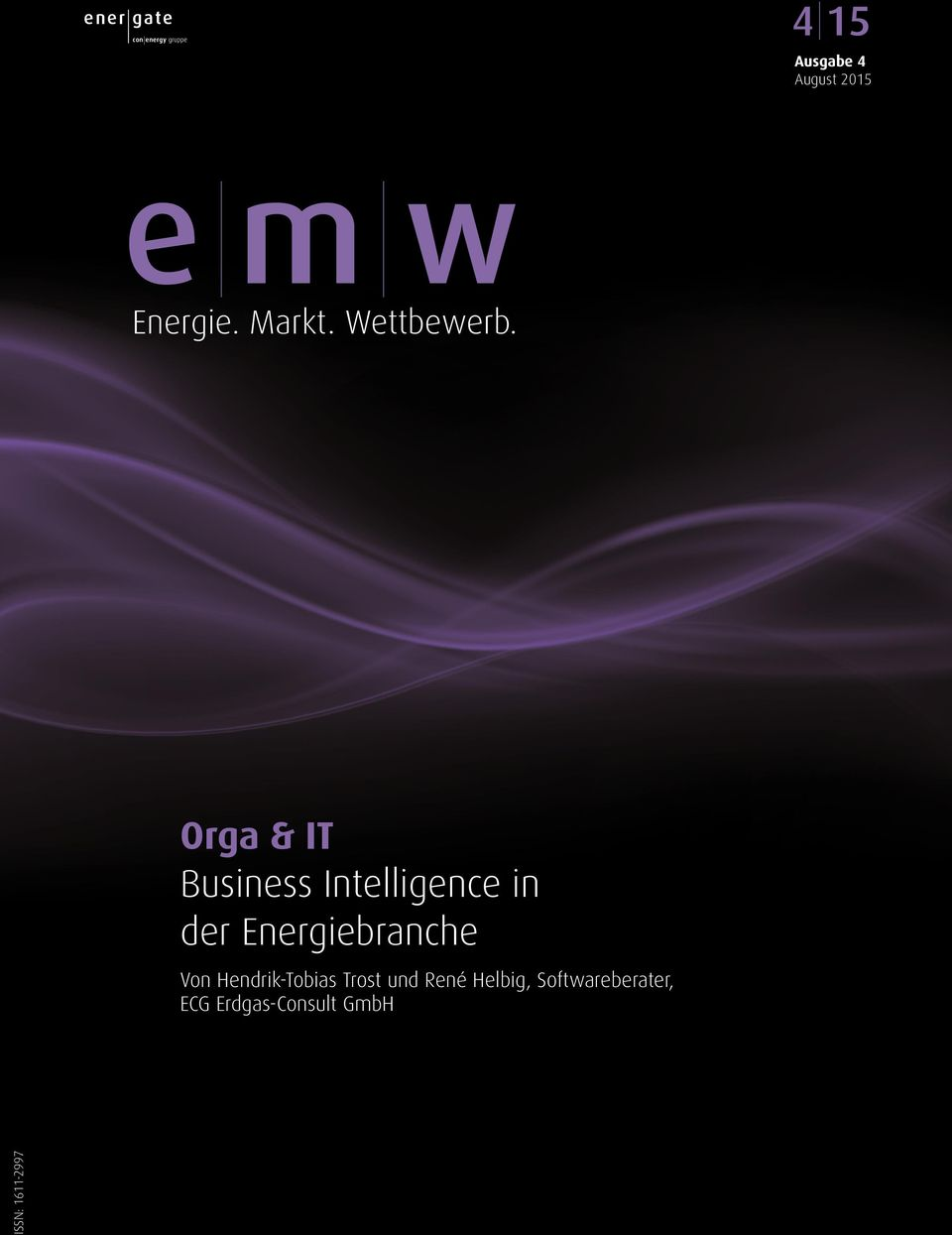 Orga & IT Business Intelligence in der