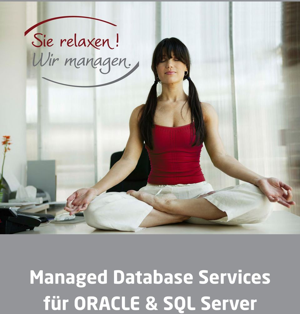 24x7 Managed Database